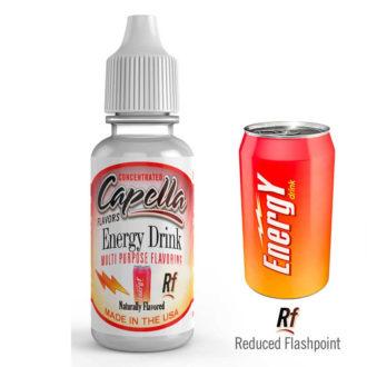 Capella Flavors Energy Drink Rf - 13ml