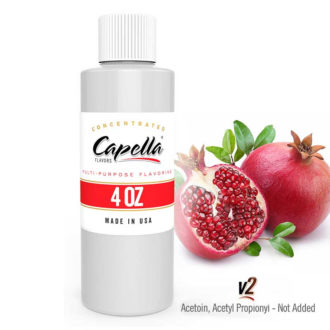 Capella Flavors Pomegranate V2 - 118ml