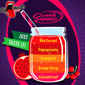 BigMouth Liquids Smooth Summer - (POGPR) - 10ml
