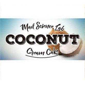 10ml Mad Science Lab Essence - Coconut Cream Cake