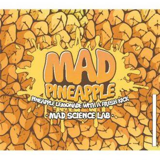 10ml Mad Science Lab Essence - Mad Pineapple